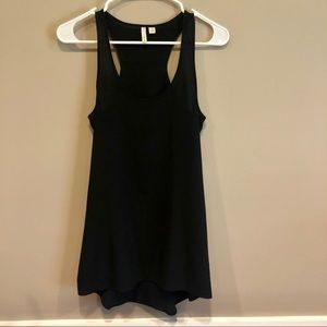 Frenchi High Low Racerback Cami